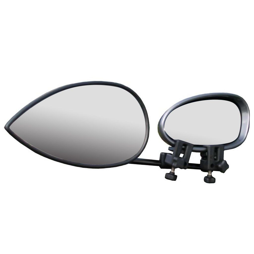 Milenco Aero Towing Mirrors Twin Pack