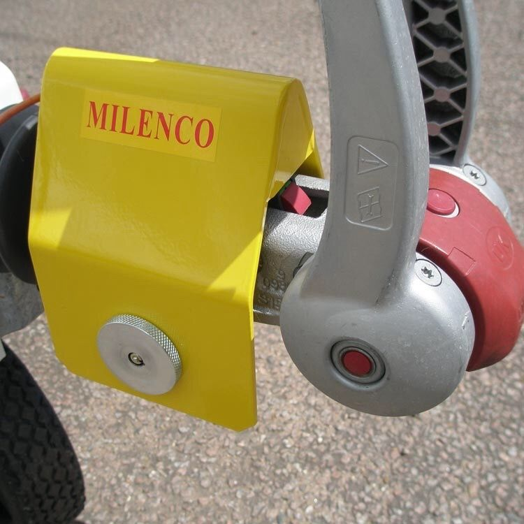 Milenco Al-Ko Hitch Lock