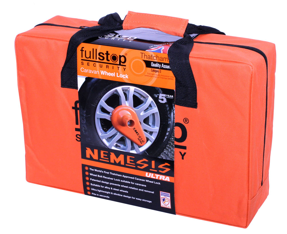 Nemesis Wheel Clamp